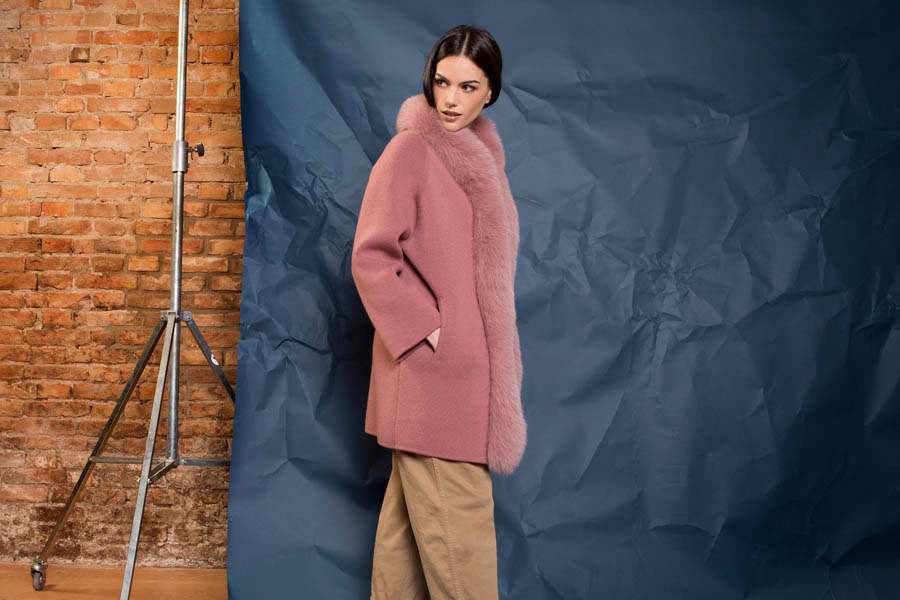 67 P1920 10 02 giovi pelliccia fur pink - Fall Winter 2019-20
